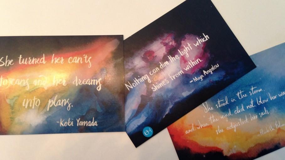 empowerherpostcards