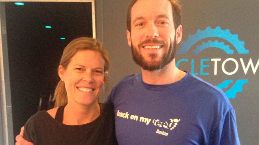 Rider Spotlight:  Ben + Brianne Jarvis