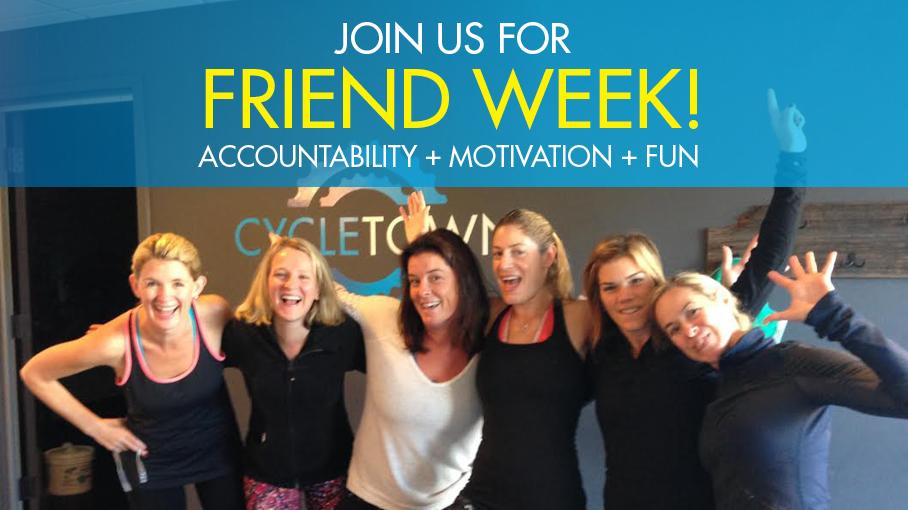 Friend Week Oct. 12-16