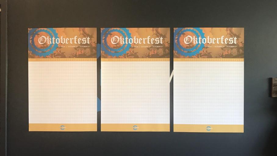 Oktoberfest Challenge