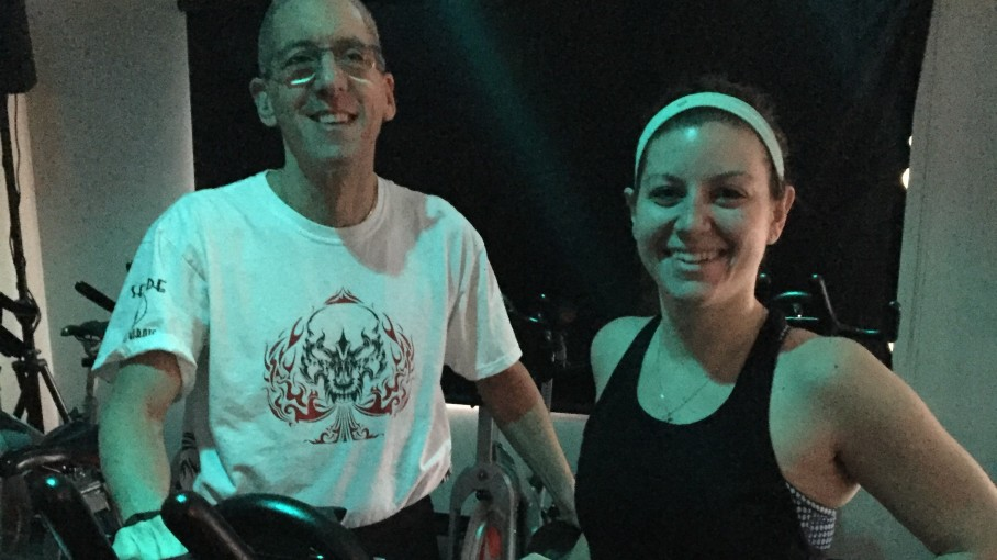 Rider Spotlight: Rocky and Ariana Tenaglia