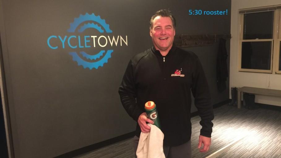Rider Spotlight: Tony Messina
